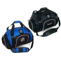 Personalized Men's Duffel Bag