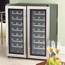 48-Bottle Dual-Temperature Wine Cellar
