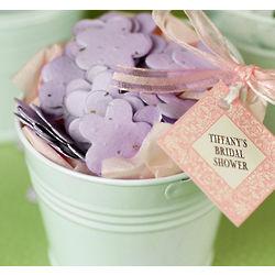 Plantable Flower Confetti Party Favors