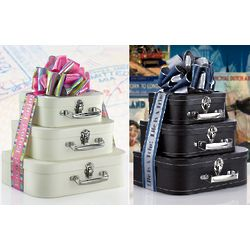 Send Them Packing Gift Stack