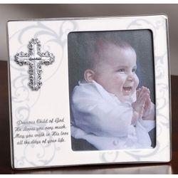 Godchild Baptism Frame