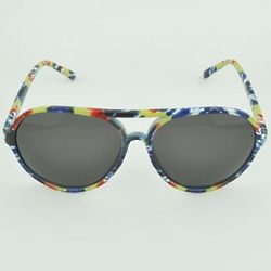 Tie Dye Aviator Sunglasses