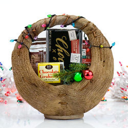 Little Lights Christmas Gift Basket