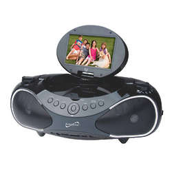 Portable Multifunction TV Boombox