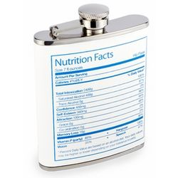 Nutrition Flask