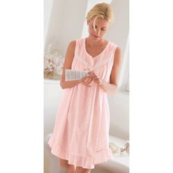 Nantucket Eyelet Ruffle Nightgown