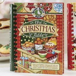 The Christmas Table Gooseberry Patch Cookbook