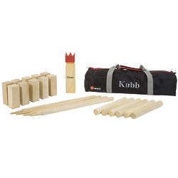 Wooden Kubb Game