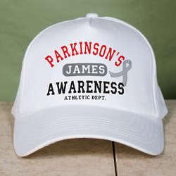 Parkinson's Awareness Athletic Dept. Hat