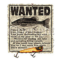 Wanted: Bass 11 T-Shirt
