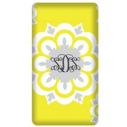 Personalized Yellow iPhone Case