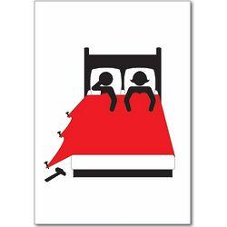 Nail Bed Funny Anniversary Card