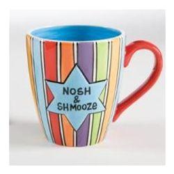 Nosh & Shmooze Mug