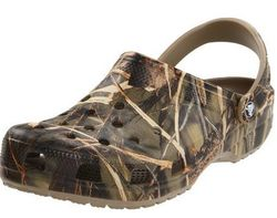 Men's Classic Camouflage Clog