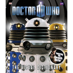 Doctor Who: The Visual Dictionary Book