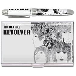 The Beatles Revolver Rollerball Pen and Card Case