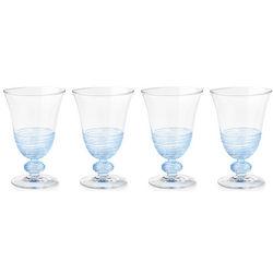 Italian Tulip Glasses