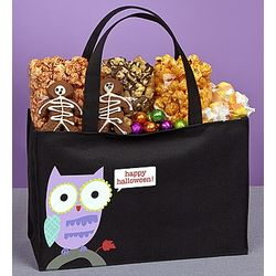 Happy Halloween Tote Bag of Sweets