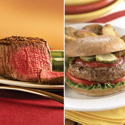 The Family Pack - Filet Mignon & Gourmet Burgers
