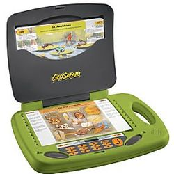 GeoSafari® Laptop with Nature Games