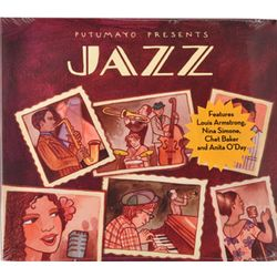 Putumayo Jazz CD