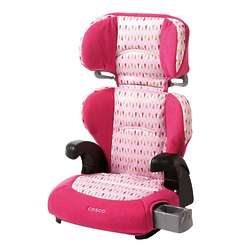 Pink Pronto Booster Car Seat