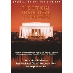 The Official Inaugural Celebration DVD