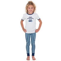 Girl's Family Vacation Pajamas