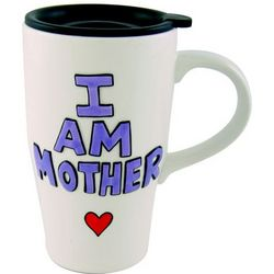 I Am Mother Travel Mug