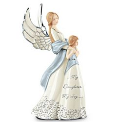 My Daughter, My Joy Musical Porcelain Figurine