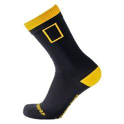 National Geographic Waterproof Wool-Blend-Mid-Calf Socks
