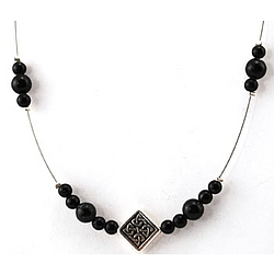 Kilkenny Marble Illusion Necklace