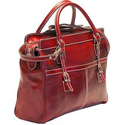 Casiana Italian Leather Handbag-Tote