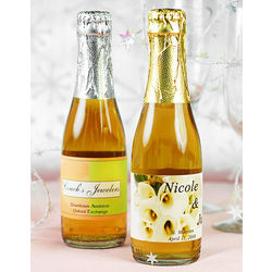 Sparkling Cider Party Favors