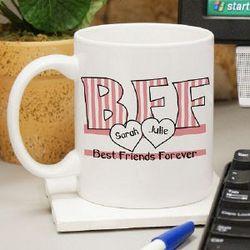 BFF Ceramic Mug