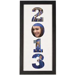 2013 Photo Mat with Wood Frame