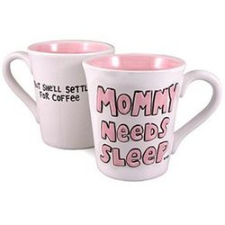 Mommy Needs Sleep Mug