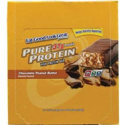 Chocolate Peanut Butter Pure Protein Bars