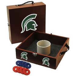 Michigan State Spartans Washer Toss Game