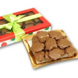 Chocolate Pecan Turtles Gift Box