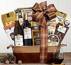 Crossridge Peak Winery Connoisseur Gift Basket