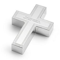 Cross Paperweight