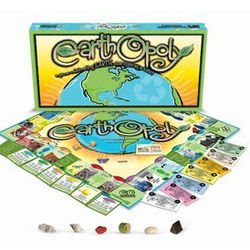 Earthopoly Board Game