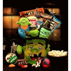 Frankie's Halloween Monster Mash Tote Gift Bag