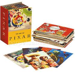 The Art of Pixar Collectible Postcards