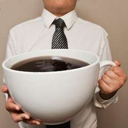 Muy Grande Extra Large Coffee Cup