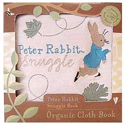 Peter Rabbit Organic Cloth Snuggle Book