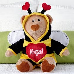 Personalized Bee Bear