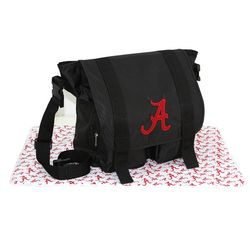 Alabama Crimson Tide Diaper Bag