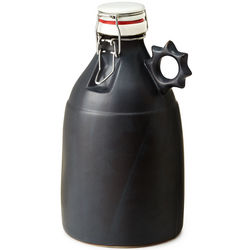 Stoneware Sprocket Growler